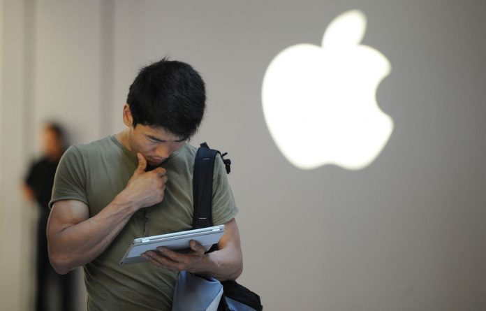 Apple has accused Samsung of stealing iPhone features like scrolling and multi-touch.