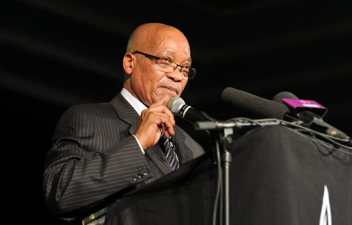 President Jacob Zuma's spending habits are indicative of South Africans' bad spending habits.