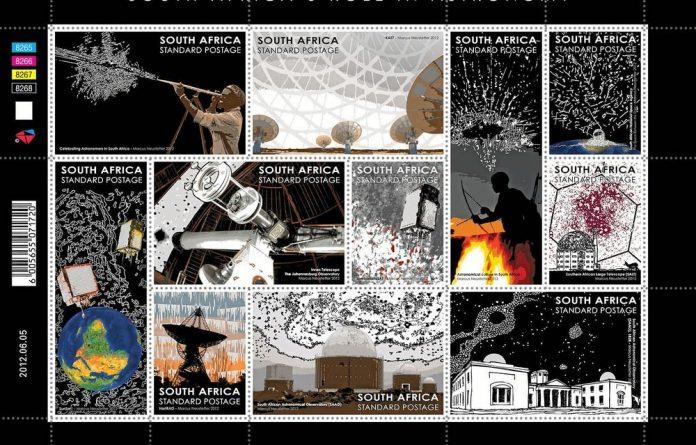 Space age: Marcus Neustetter's designs.