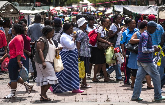 Household expenditure has also decreased by 1.3% Stats SA reported as consumers tightened their spending.