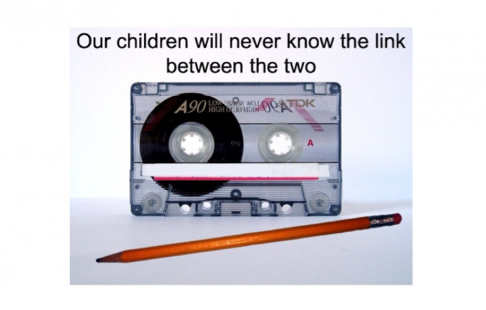 They will never know.