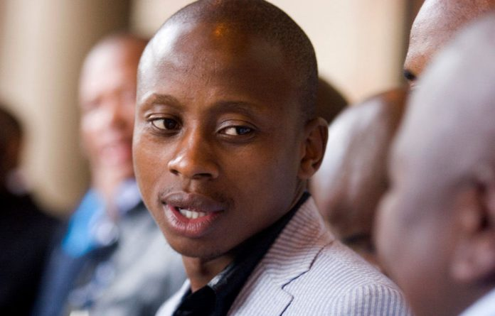 Former National Youth Development Agency leader Andile Lungisa.