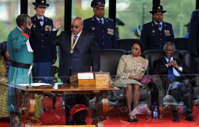 Jacob Zuma once seemed invincible