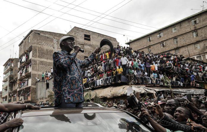 Kenya's Communication Authority shut down NTV