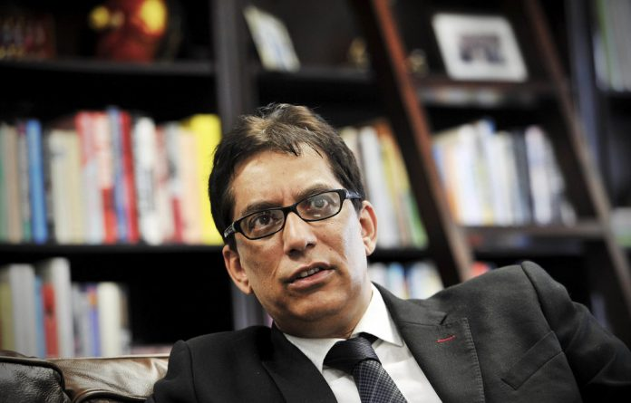 Fiction: Iqbal Survé's Sagarmatha Technologies might not be able to spin loss-making assets into gold after all.