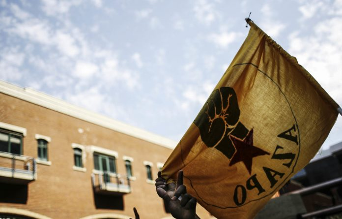 Hopeful: Azapo says it is targeting the 10-million voters who are not ANC members in the May 8 elections.