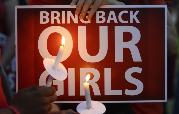 Defence chief Air Marshal Alex Badeh announced on Monday night that the military had located the girls