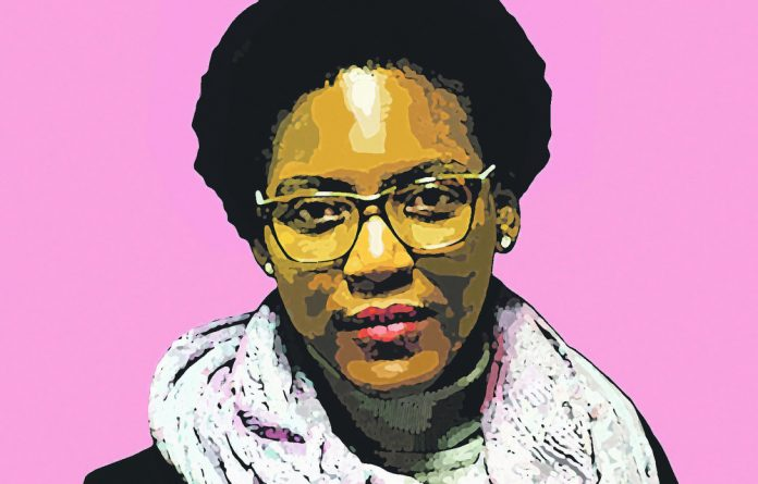 Sithembile Mbete wants to re-socialise young men