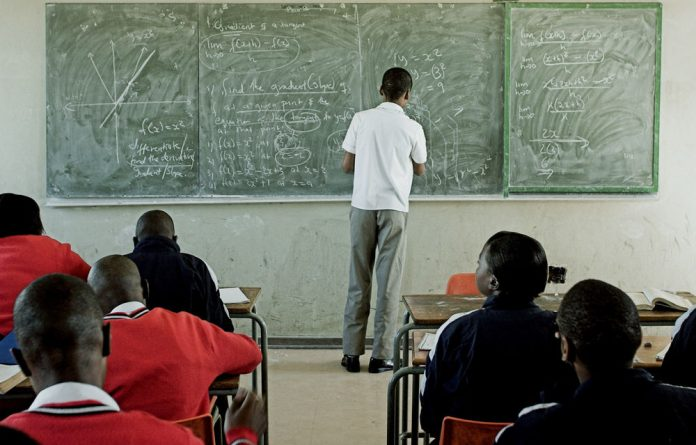 More South Africans are getting some education compared to 2001