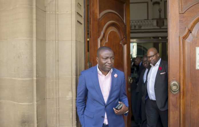 VBS's former chief operations officer and group executive officer of Vele Investments