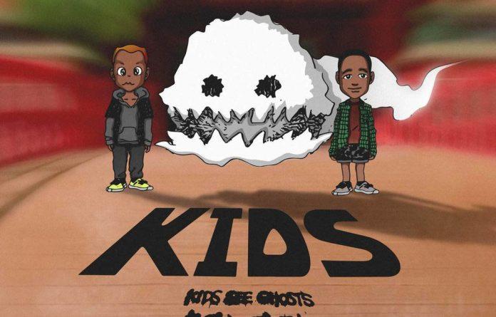 Kids See Ghosts by Kanye West and Kid Cudi