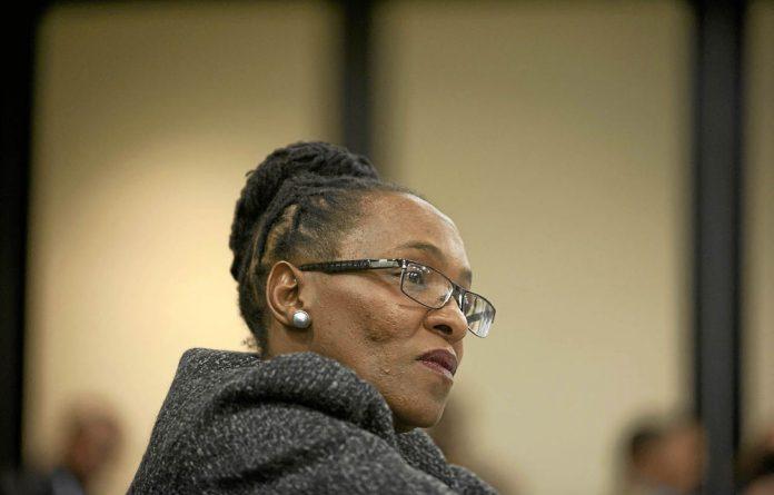 Justice Mandisa Maya has declined a third nomination.