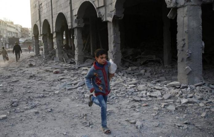 Syria's civil war has created the world's worst refugee crisis