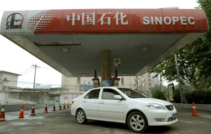 Chinese petroleum company Sinopec has made it into the Fortune 500's top 10.