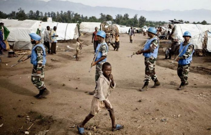The report revealed that UN peacekeepers routinely buy sex with everything from jewellery to televisions