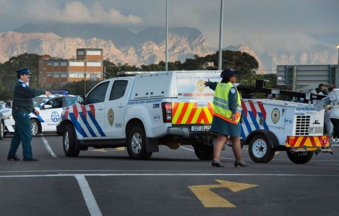 Rheinmetall Denel Munition CEO Norbert Schulze said that he understood that residents in the area were still traumatised