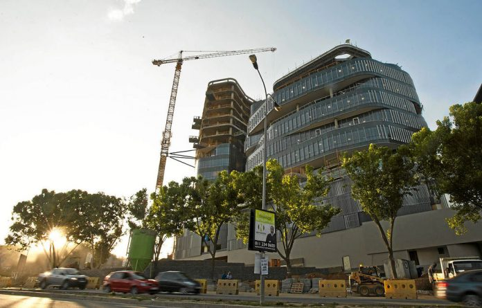 Accelerate has been valued at more than R5.9-billion and includes a gross lettable area of over 440 000 square metres.