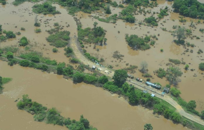 Flood damage a year ago left 200 000 homeless. Then-president Banda spent $145-million on patrol boats on Lake Malawi.
