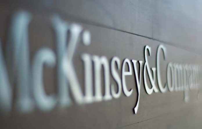 McKinsey offered to pay back the money last year when it was found to have illegally benefitted from Eskom deals together with Trillian Capital.