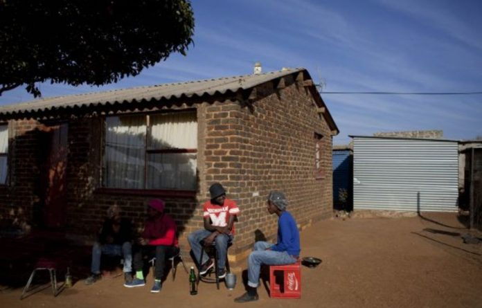 Resource poor: The numbers of unemployed people is highest among young people