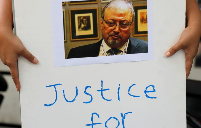 Saudi Arabia wants to move on from the global outcry sparked by Khashoggi's killing.