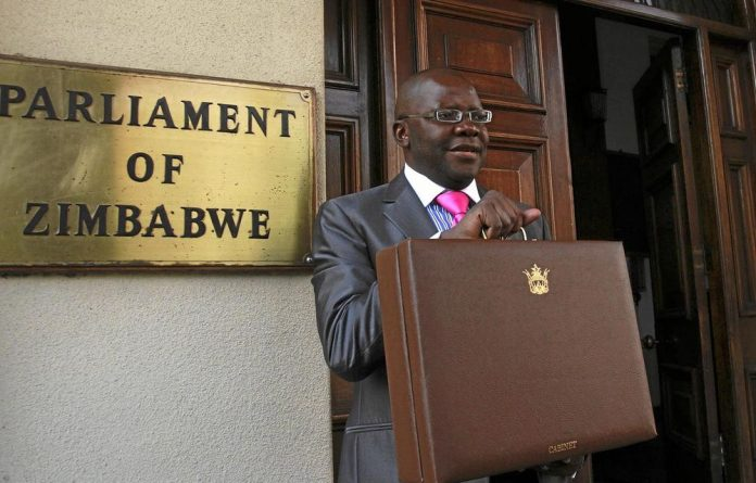 Zimbabwe Finance Minister Tendai Biti: There is not enough US small change in circulation.