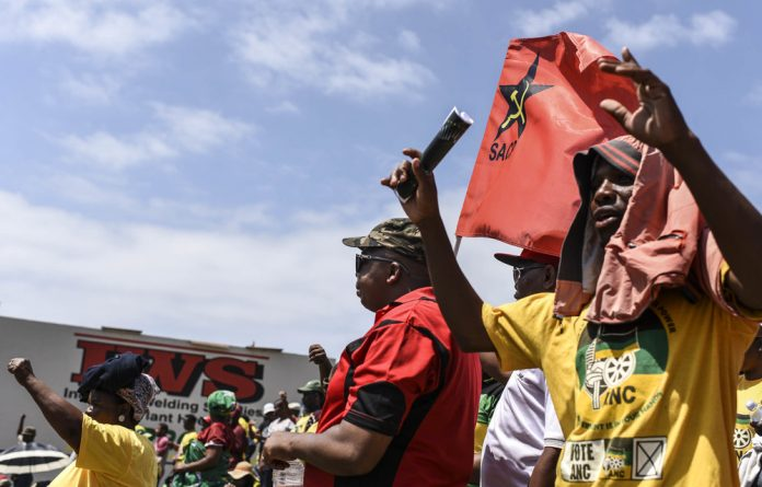 The SACP says that the future of the alliance depends on the willingness of the ANC to reconfigure it. If not