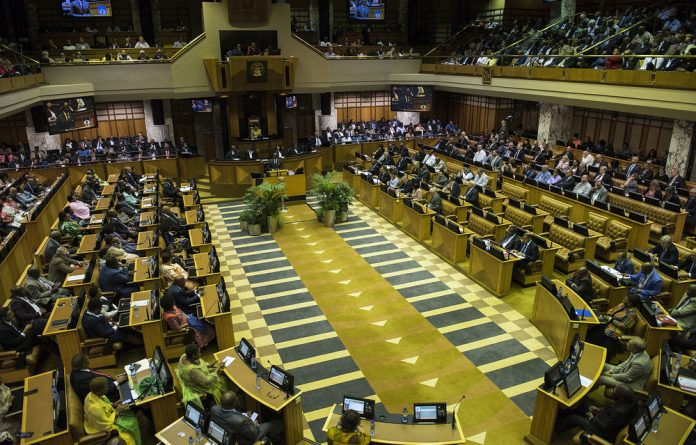 The acceptance of the Bill was put to a vote