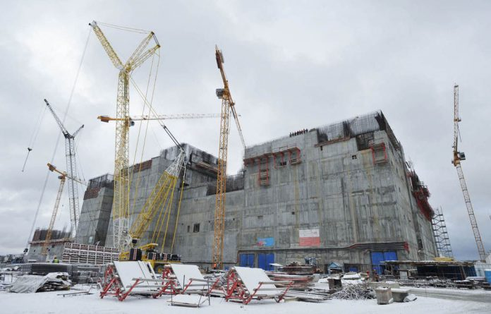 Rosatom Russian nuclear power plants.