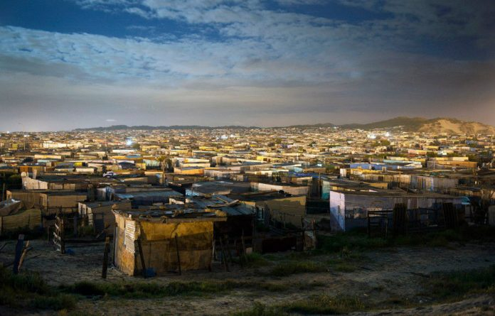 It is no accident that the majority of South Africans are black and poor; it will still take many years for this to change.