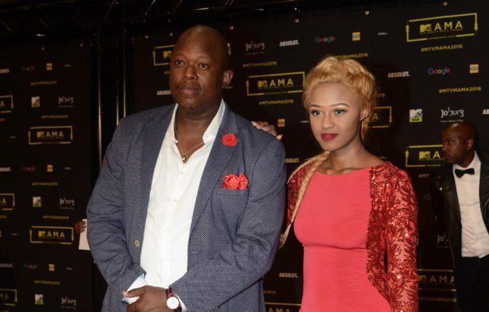 Mampintsha and Babes Wodumo.