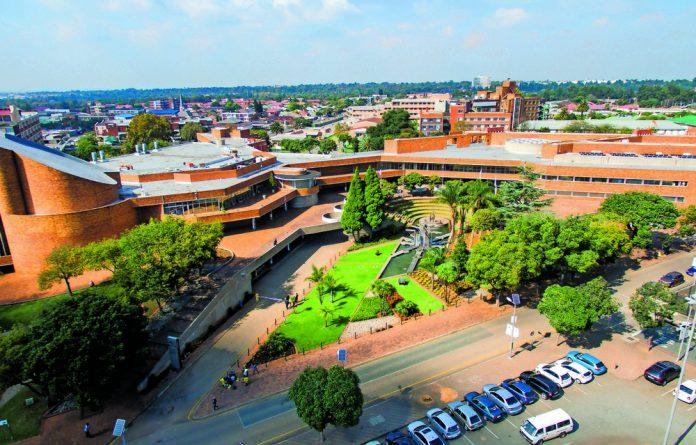 Germiston is the capital city of Ekurhuleni