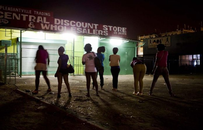 Sex workers in Rustenburg complain about police abuse and harassment.