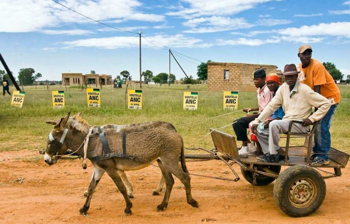 Mpho Moshe Matheolane bemoans how the ANC allowed the well-functioning town of Mafikeng to deteriorate into the sad state it is now.