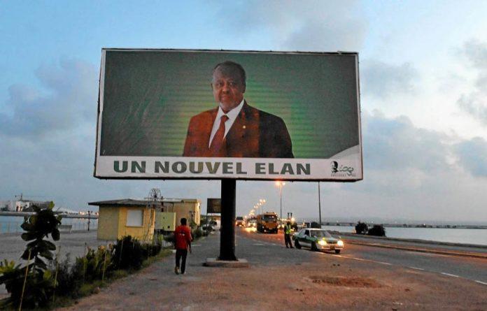 President Ismaïl Omar Guelleh.