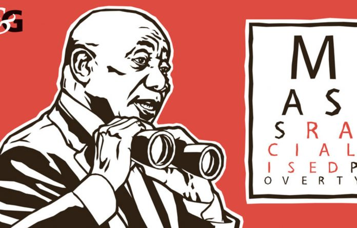 The restoration of basic democratic norms under President Cyril Ramaphosa will not be sustainable as it becomes clear that mass racialised impoverishment will continue to be the defining feature of our society.