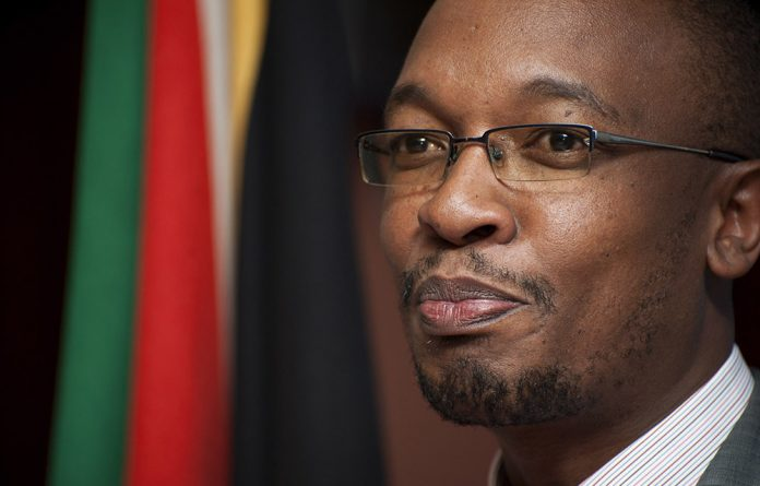 Parks Tau said although he recognised that the nomination process was still at branch level