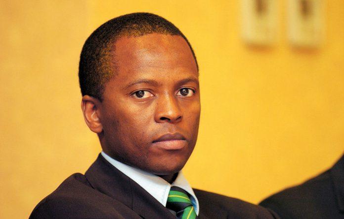 Black Business Council secretary Sandile Zungu.