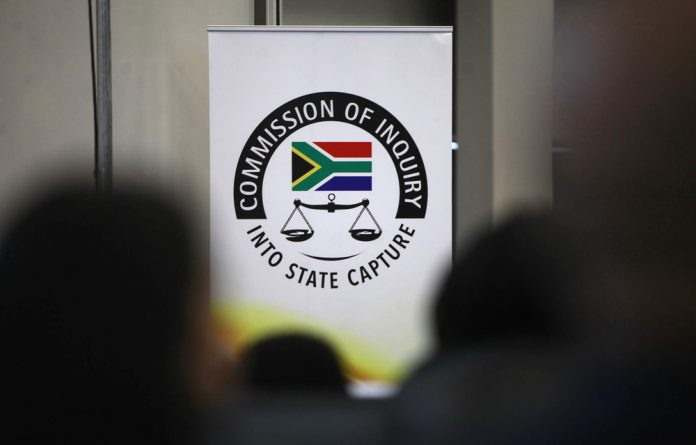 The commission — headed by Deputy Chief Justice Raymond Zondo — was established to inquire