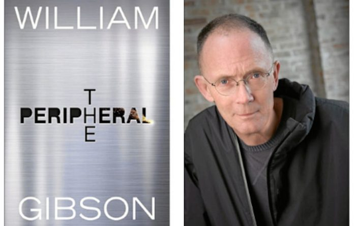 William Gibson and his book The Peripheral.