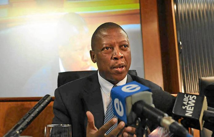 Powerful: Documents reveal that Eskom's interim chief executive Collin Matjila was a key player in the tender process.