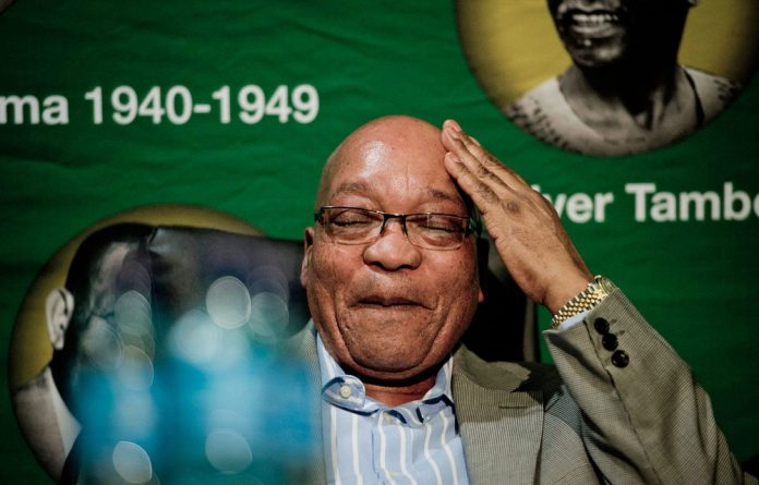 Getting rid of Jacob Zuma as president will help not relieve patronage in South African politics.