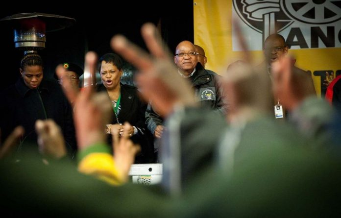 The ANC will hold its elective conference in Mangaung from December 16.