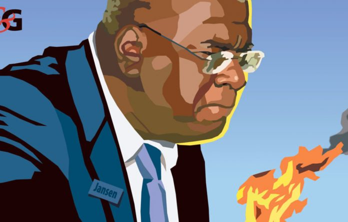 Jonathan Jansen was prompted to carry out this study by the dearth of research about senior university management in South Africa