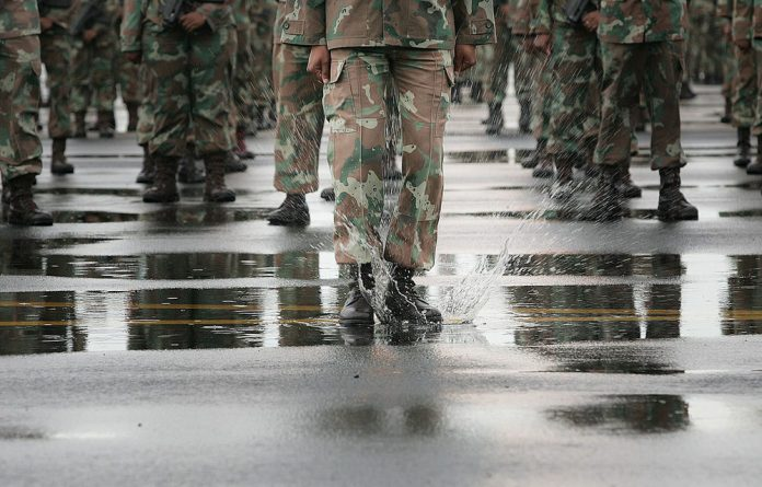 The SANDF says reports that some SA soldiers have been killed are propaganda.