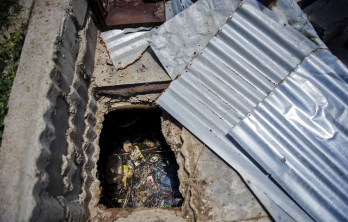 Unsafe: In 2014 Michael Komape drowned in a pit latrine and died