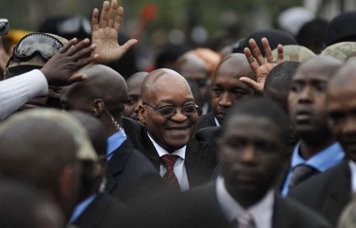 Banks have unfairly assisted Jacob Zuma because of his political position.