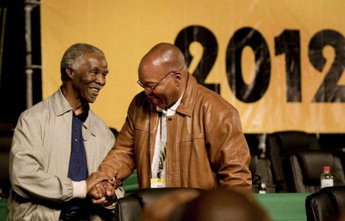 Although Zuma