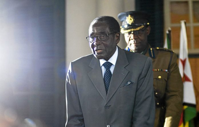 Zimbabwean President Robert Mugabe has said previously that homosexuality is un-African.