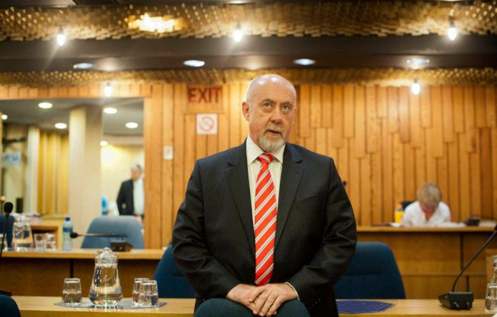 The high court hearing of aparthied-era biological project head Wouter Basson has been postponed.